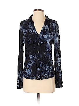Rock & Republic Long Sleeve Button-Down Shirt Size S