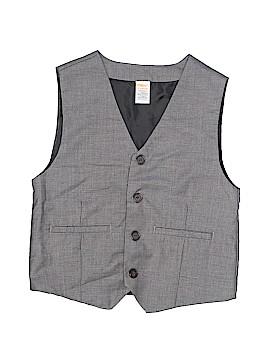 Gymboree Tuxedo Vest Size 10-12