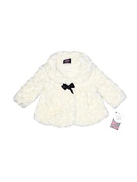 Girl's Rules Coat Size 6-9 mo