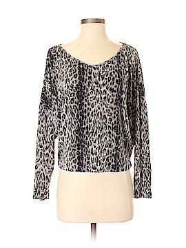 Nieves Lavi 3/4 Sleeve Silk Top Size S