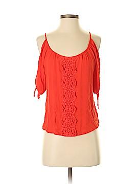 BCX Short Sleeve Blouse Size XS