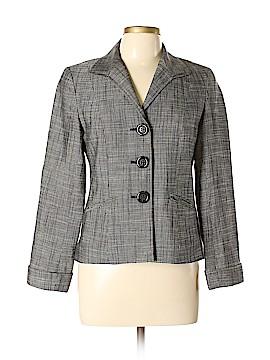 Lafayette 148 New York Silk Blazer Size 8 (Petite)