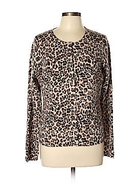 Garnet Hill Cashmere Cardigan Size XL