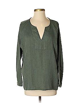Velvet by Graham & Spencer Long Sleeve Blouse Size S