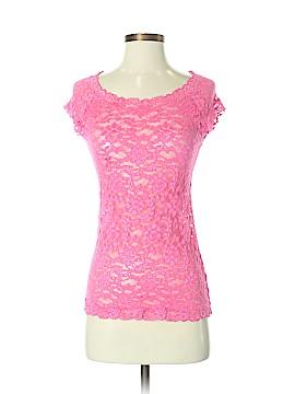 Moda International Short Sleeve Top Size S