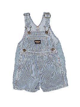 OshKosh B'gosh Overall Shorts Size 3-6 mo