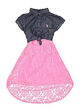 U.S. Polo Assn. Dress Size 8