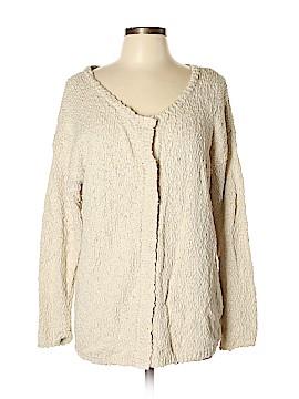 Textile by Elizabeth and James Cardigan Size L