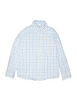 Bella Bliss Long Sleeve Button-Down Shirt Size 8