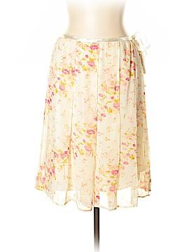 B. Moss Casual Skirt Size L