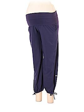 Lululemon Athletica Active Pants Size 6 (Maternity)