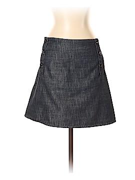 Miu Miu Denim Skirt 27 Waist