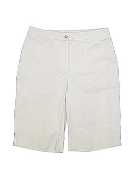 AK Anne Klein Khaki Shorts Size 8