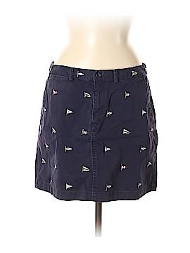 Ralph Lauren Sport Denim Skirt Size 8
