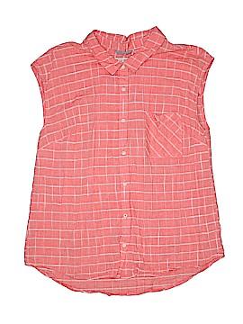 Merona Sleeveless Button-Down Shirt Size XXL