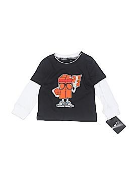 Nike Long Sleeve T-Shirt Size 6-9 mo