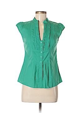 Edme & Esyllte Sleeveless Button-Down Shirt Size 6
