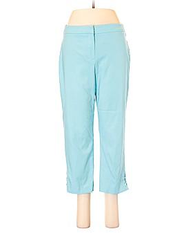 JM Collection Khakis Size 8