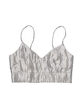 H&M Sleeveless Blouse Size 10
