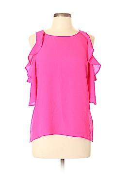 Love J 3/4 Sleeve Blouse Size L