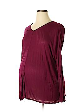 Ann Taylor LOFT Long Sleeve Top Size XL (Maternity)