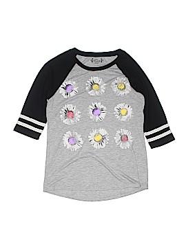 Mudd 3/4 Sleeve T-Shirt Size 16