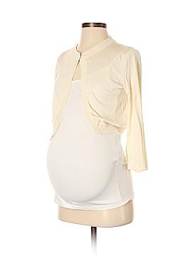 Mimi Maternity Silk Cardigan Size S (Maternity)