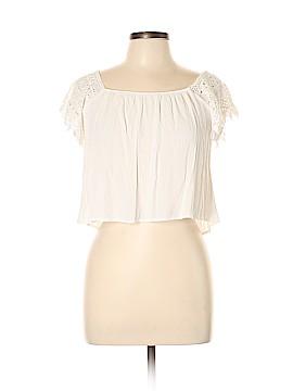 Alya Short Sleeve Blouse Size L