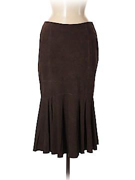 Lauren by Ralph Lauren Leather Skirt Size 4