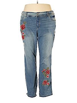 Inc Denim Jeans Size 22 (Plus)