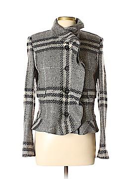 Burberry Wool Coat Size 10