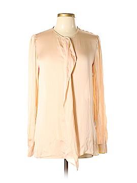 Stella McCartney Long Sleeve Silk Top Size 44 (EU)