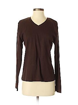 Jennifer Moore Long Sleeve T-Shirt Size S