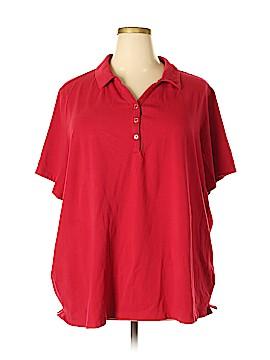 Catherines Short Sleeve Polo Size 26 - 28 (Plus)