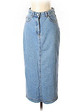 Lauren Jeans Co. Denim Skirt Size 2 (Petite)