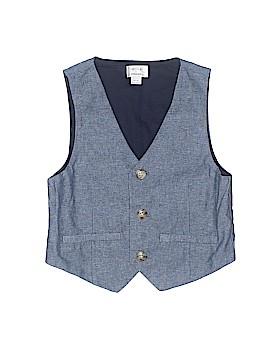 Gymboree Tuxedo Vest Size 4