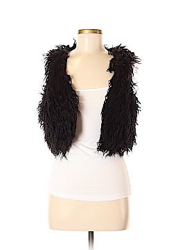Kenzie Faux Fur Vest Size M