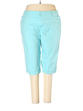 Gloria Vanderbilt Khakis Size 24W (Plus)