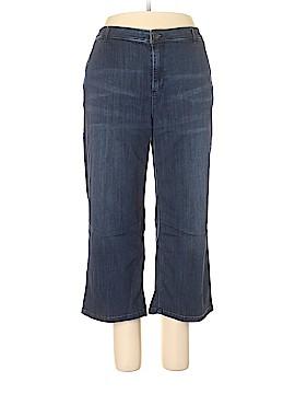 J.jill Jeans Size 20 (Plus)