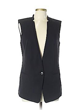 White House Black Market Tuxedo Vest Size 10