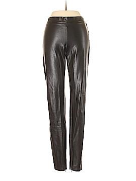 Max Mara Faux Leather Pants Size 8