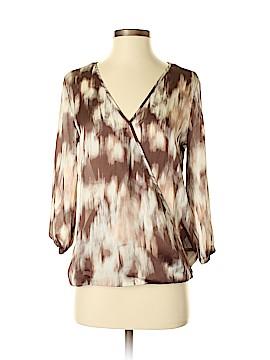 New York & Company 3/4 Sleeve Blouse Size XS