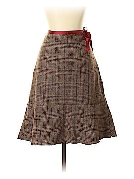 Jaloux Wool Skirt Size S