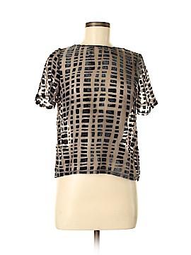 Dorothy Perkins Short Sleeve Blouse Size 8 (UK)