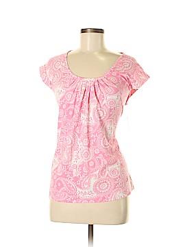 Rafaella Short Sleeve T-Shirt Size M (Petite)