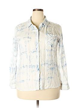 Rails Long Sleeve Button-Down Shirt Size XL