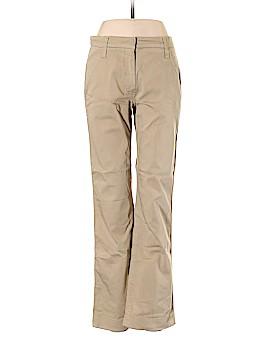 Jil Sander Khakis Size 36 (EU)