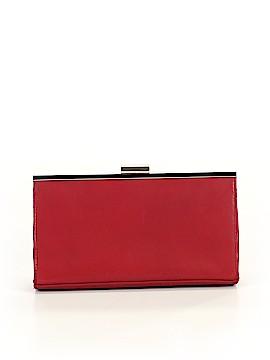 Isaac Mizrahi Leather Clutch One Size