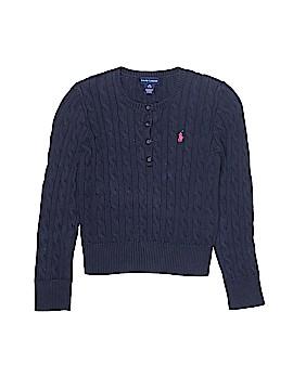 Ralph Lauren Pullover Sweater Size 8