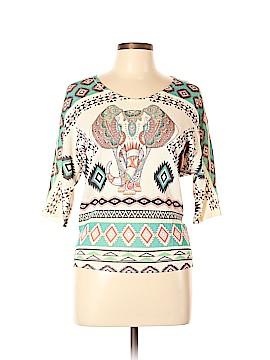 Gaze Pullover Sweater Size L